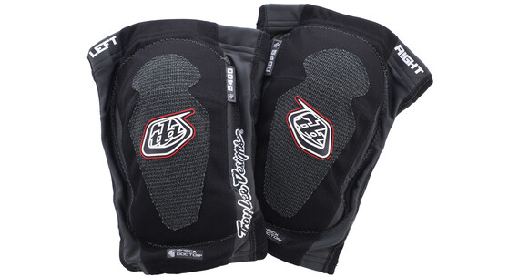 Troy Lee Designs KGS 5400 alavartalosuojat Knee Guard , musta